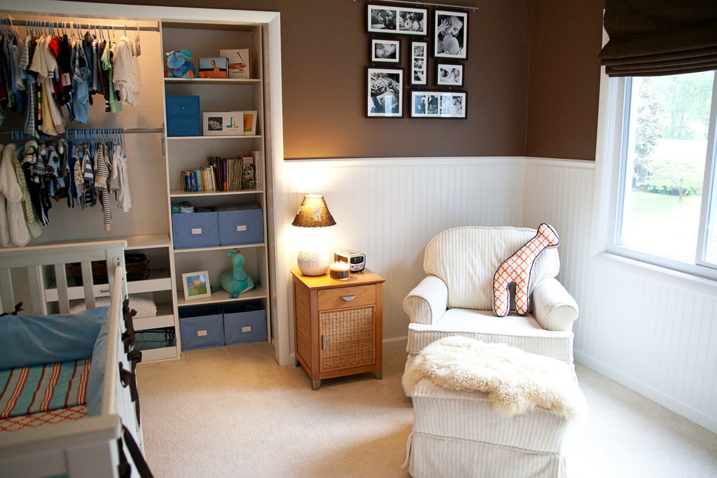 How to Set up the Perfect Nursery for your Child1