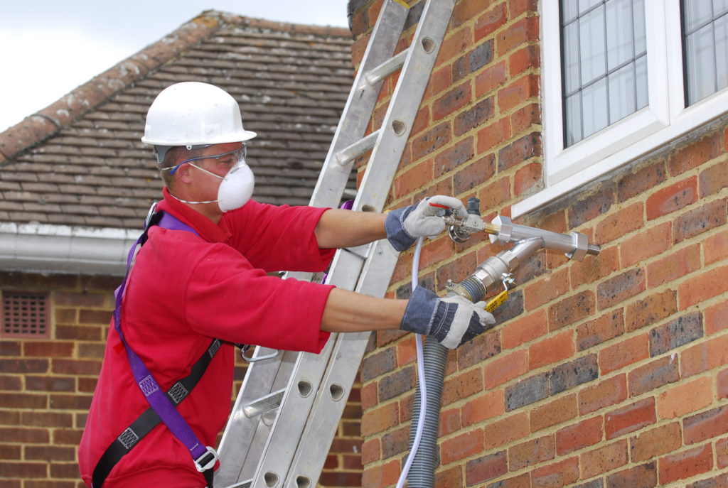 Domestic Cavity Wall Insulation