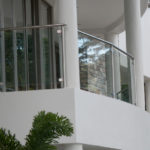 How to incorporate glass balustrades into any style home
