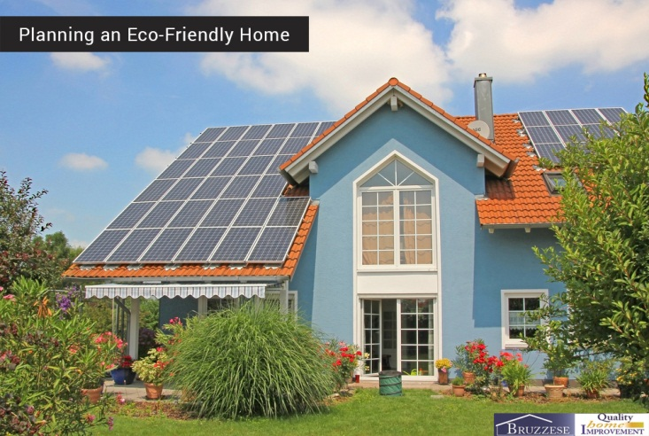 planning an eco friendly home