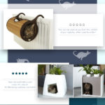 Stylish Designs For Cat Lovers-Infographic