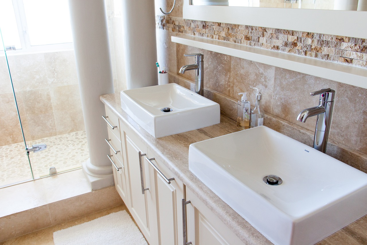 Bathroom Faucet Finishes bathroom faucet finishes explained - bruzzese home improvements