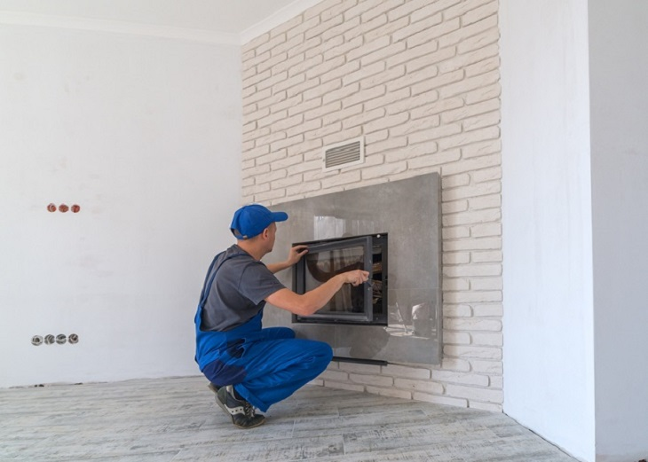 Fireplace Construction Specialist