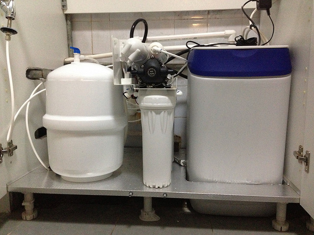 Cost-Efficient Solutions for Bacteria-Free Water at Home