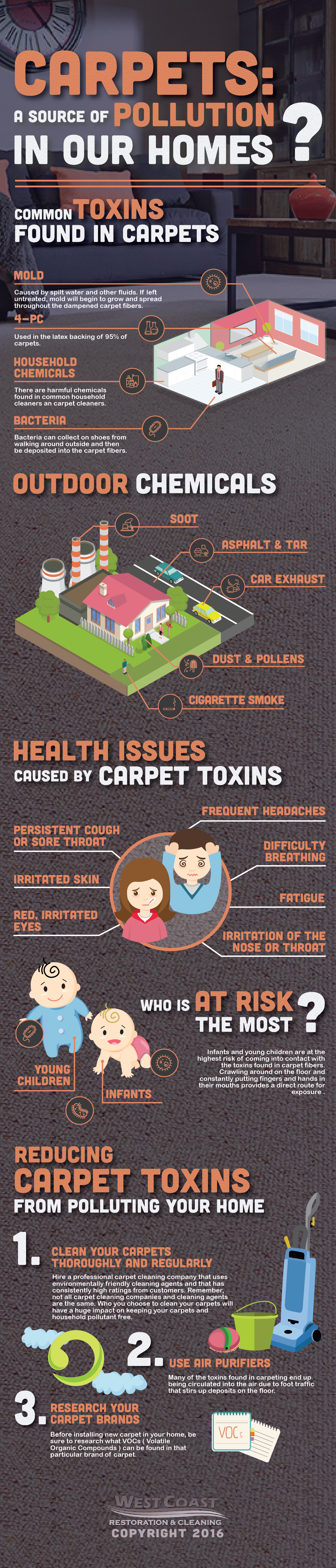 Carpets: A Source of Pollution in Our Homes?
