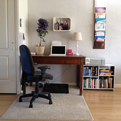 Creating a Home Office that will Turn Work into Pleasure