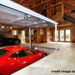 How To Convert a Garage Into a Room While You Can Still Park A Car