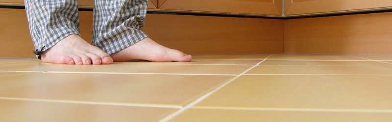 Cleaning Grout and Tiles