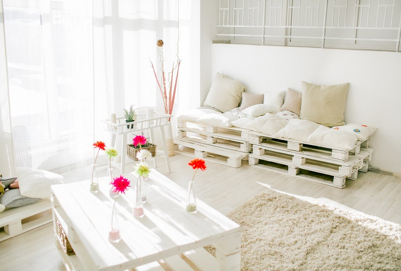 Top Ways to Use Used Wooden Pallets to Decorate Your Home