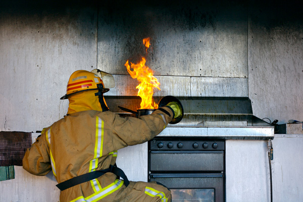 Home Fire Prevention and Safety