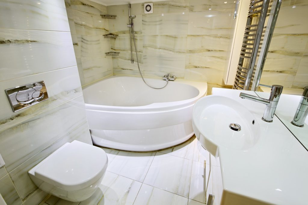 Bathroom Makeover 4 Modern Essentials For Your Renovation