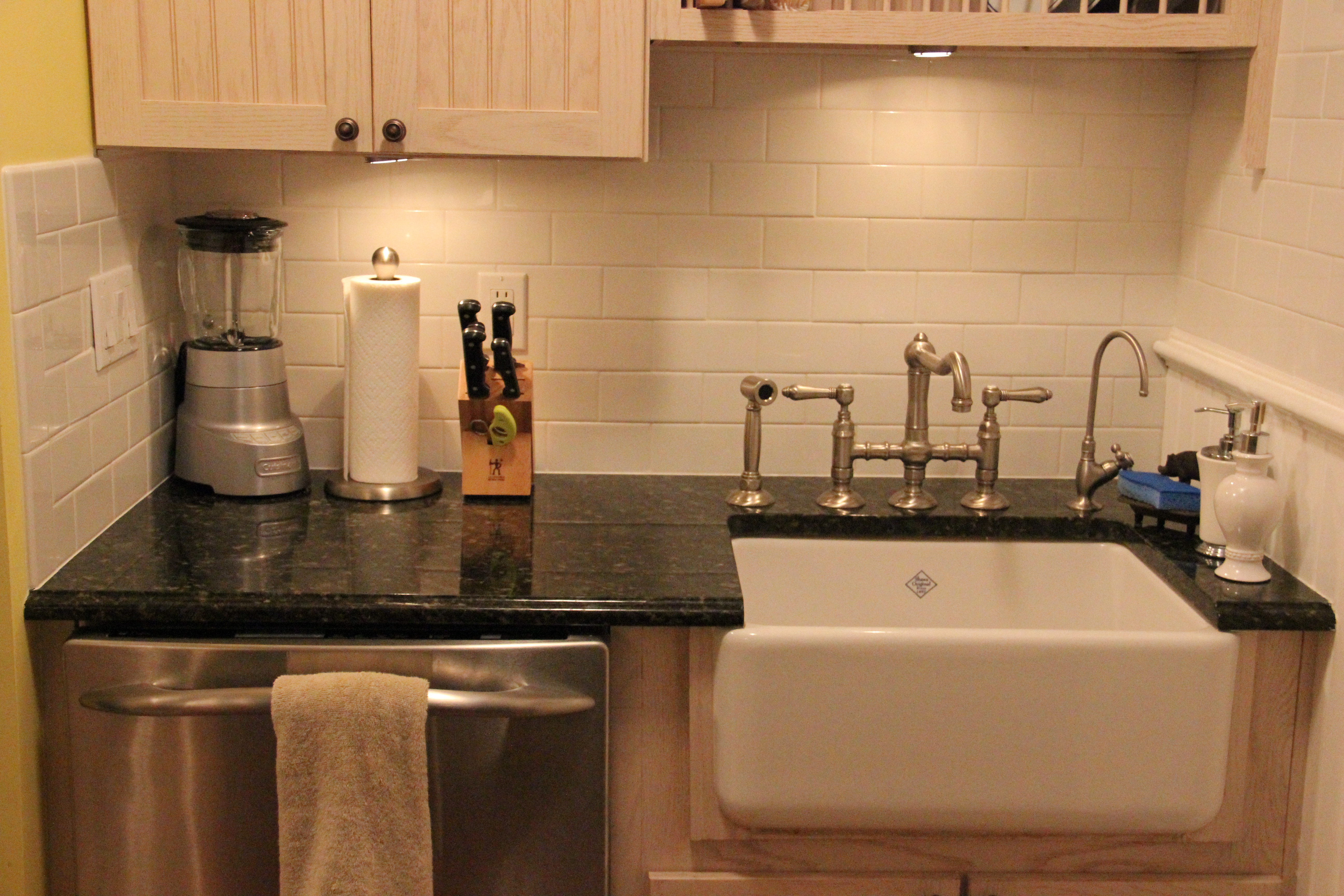 Kitchen remodel in Hastings, NY - Bruzzese Home Improvements