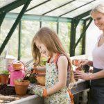 Winter Gardens Combine Convenient with Beauteous