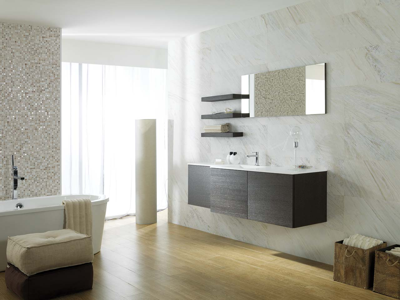 5 simple tips to brighten your interior design bruzzese - Cuartos de bano porcelanosa ...