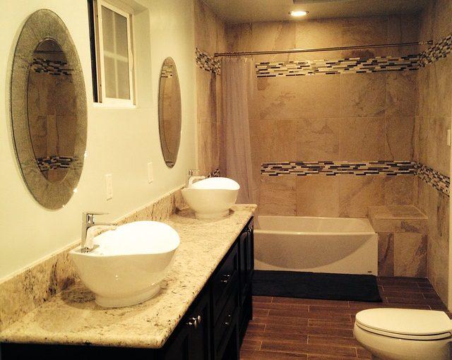 Top Trendy Bathroom Upgrades Bruzzese Home Improvements - Bathroom upgrades on a budget