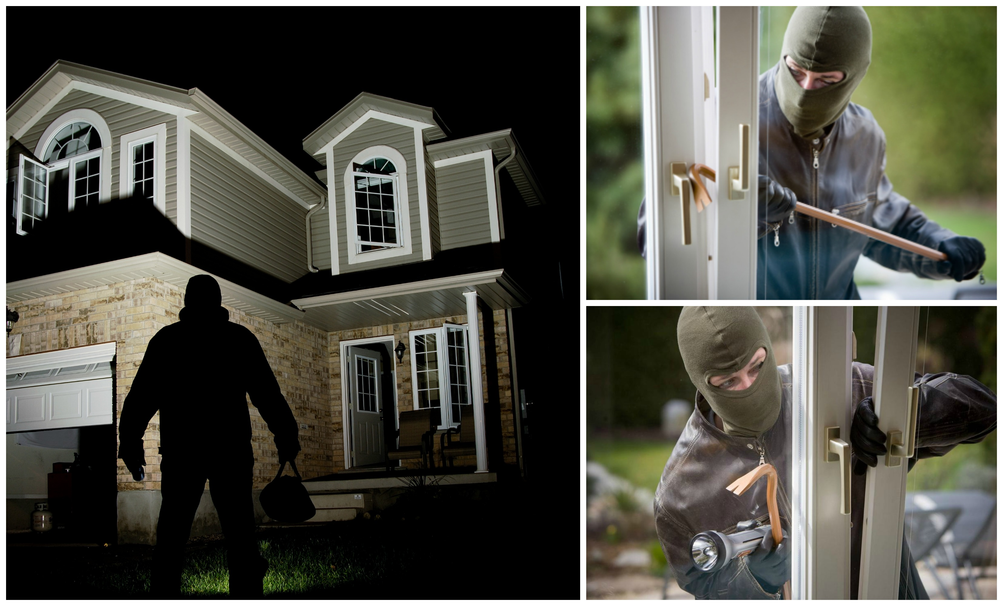 home security  how to feel safe in your own home