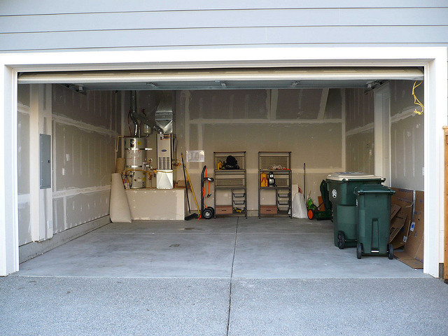 Garage interior bruzzese home improvements for A to z home improvements