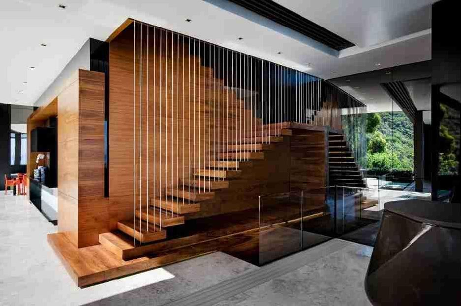 4 Unique Staircase Designs For Your New Home