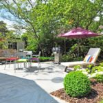 Concrete Backyard Design and Decor Ideas