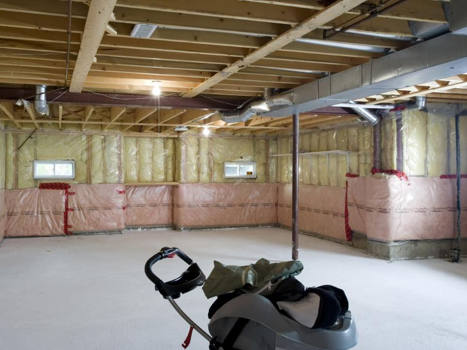How to remodel your basement one room at a time bruzzese for A to z home improvements