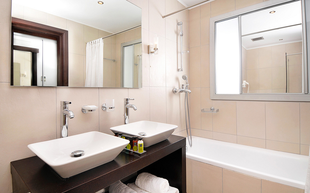 How To Renovate Your Bathroom The Fastest Way Possible Bruzzese - Renovate your bathroom